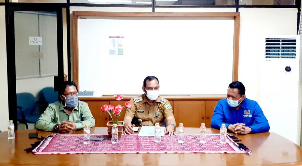 PWI) Koordinatoriat Jakarta Barat (Jakbar) menyatakan siap membantu pemerintah untuk melakukan sosialisasi vaksinasi Covid-19