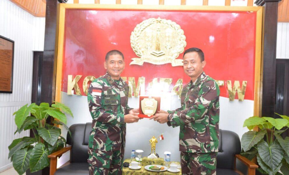optimalisasi pelaksanaan Binter TNI AD dalam penanganan deradikalisasi di wilayah Korem 174 /ATW Merauke, Tim Kajian Pusat Teritorial