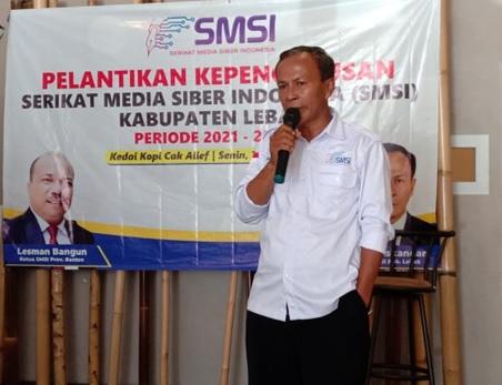 Pendaftaran Anggota Perusahaan Media Siber yang memiliki badan hukum untuk bergabung di SMSI telah dibuka oleh Serikat Media Siber