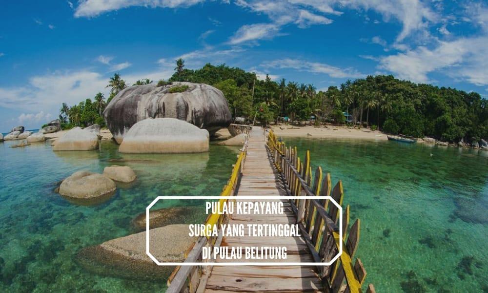 Anthoni Mulia mengatakan Pulau Belitung sudah maju dari tempat wisata karena dengan pantai yang sungguh luar biasa indahnya