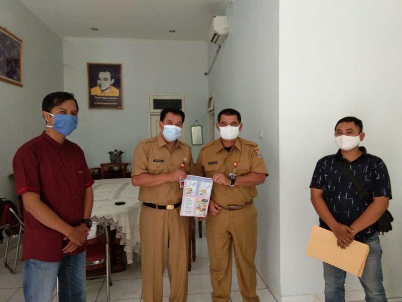 (Sekda) menyambut baik sejumlah wartawan di Kabupaten Tangerang yang membentuk Koperasi Pewarta yang bergerak di bidang UMKM