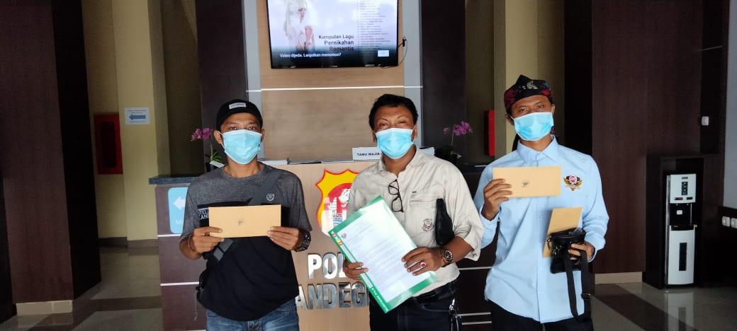 (JNI) Provinsi Banten, Andang Suherman mendesak (Polres) Pandeglang untuk menindaklanjuti setiap laporan pengaduan masyarakat