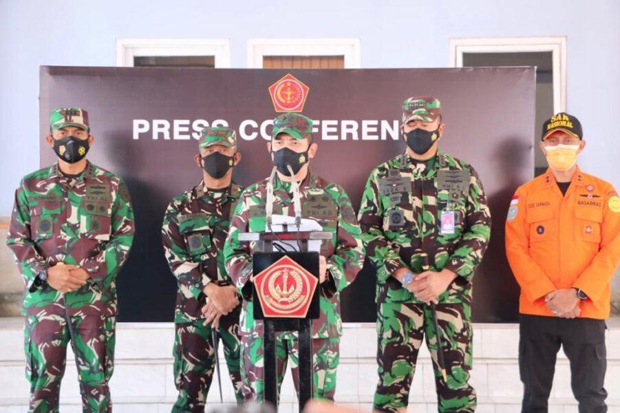 KRI Nanggala TNI AL hilang kontak