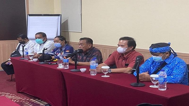 (FLKN) Provinsi Papua melaporkan Media Online Jubi kepada Dewan Pers dan polisi yang diduga sebagai sarana propaganda (KKB).