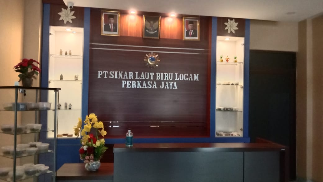 PT Sinar Laut Biru Logam Perkasa Jaya dengan inisiatif digital masih bisa tumbuh dalam transaksi ekspor impor mengalami perlambatan