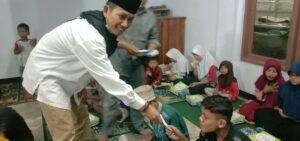 Badak Banten Perjuangan (DPAC) Banjarsari mengadakan kegiatan buka bersama (Bukber) disertai dengan bakti sosial santunan kepada anak yatim