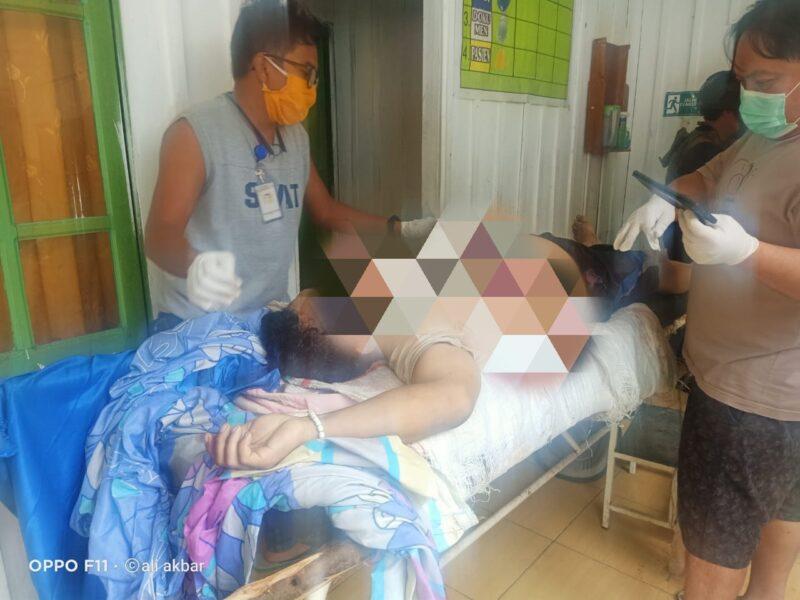 Seorang Guru bernama Oktovianus Rayo (43) di salah satu Sekolah Dasar (SD) di Kampung Julukoma Distrik Beoga Kabupaten Puncak menjadi korban