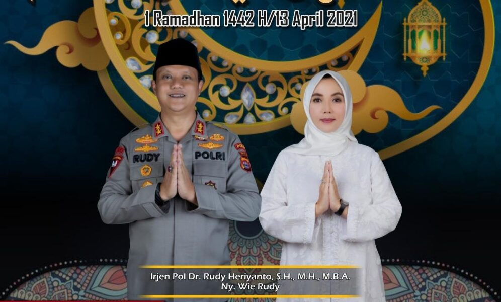 Menjelang Ramadhan Kapolda Banten menyiapkan perlengkapan shalat di antaranya 3.000 Al-Qur'an, sarung, sajadah, dan kerudung