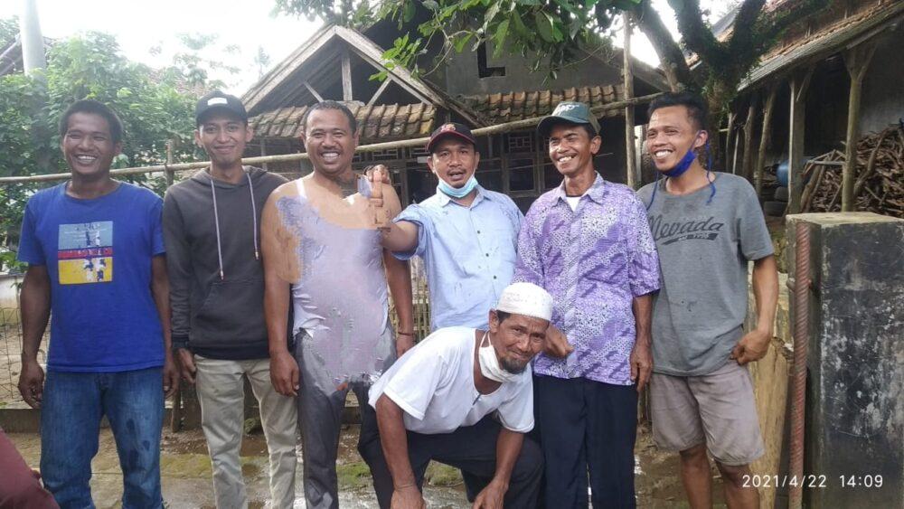 Pemilihan Ketua LMDH Desa Ciginggang yang dimenangkan oleh Dedi Hidayat berjalan aman dan jujur sesuai harapan Masyarakat Desa