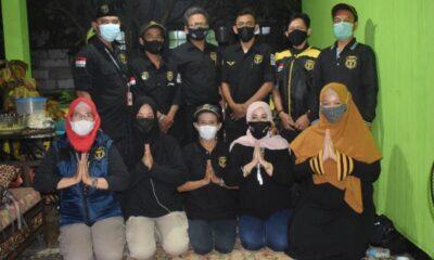 Usai sukses mengadakan Musyawarah Besar (Mubes) Mitra Kamtibmas Depok (MKD) melakukan pembubaran pengurus panitia oleh perwakilan
