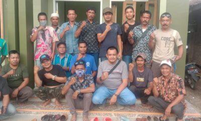 Pengurus dan Anggota Ormas Badak Banten Perjuangan (BBP) Korwil 6 mengadakan pertemuan silaturahmi dalam rangka konsolidasi internal