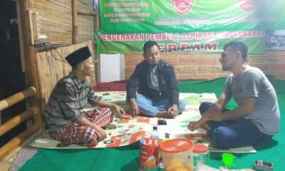 (Waketum) Perpam mengajak kepada DPW, DPD dan DPC di seluruh Indonesia khususnya yang ada di Provinsi Banten hadir pada acara halal bihalal