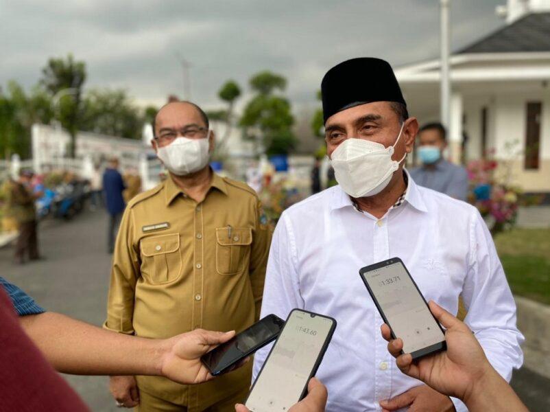 Pandemi belum berakhir, karena itu, untuk memaksimalkan upaya pengendalian Covid-19, Pak Gubernur Sumut kembali memperpanjang PPKM di Sumut