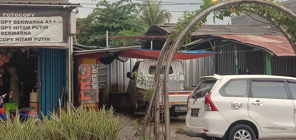 pembeli tanah merasa janggal dengan adanya penggugat dari orang yang mengakui sebagai pemilik seluas 466 M2 yang beralamat di Jalan Multatuli,