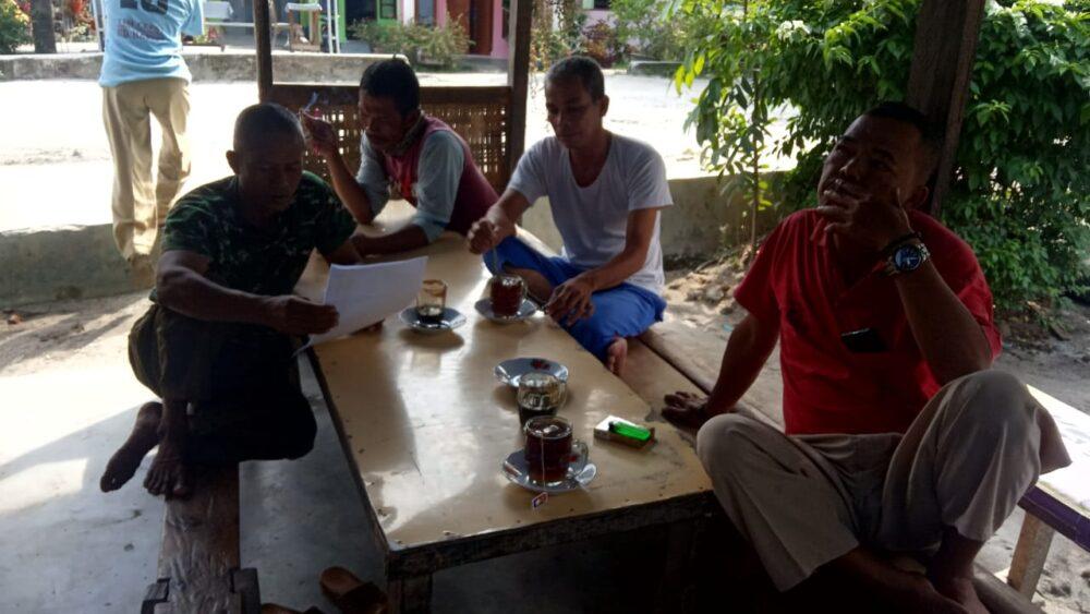 Warga Desa Sei Raja melaporkan dugaan korupsi oknum Kepala Desa kepada Komite Nasional Tindak Pidana Korupsi (Komnas Tipikor) Sumatera Utara