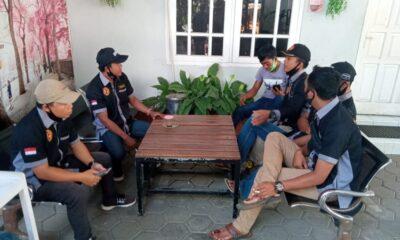 Paguyuban Remaja Netral menagih janji kepada (Kades) terkait kesepakatan dengan mendatangi Kantor Desa Ketapang, Kabupaten Banyuwangi