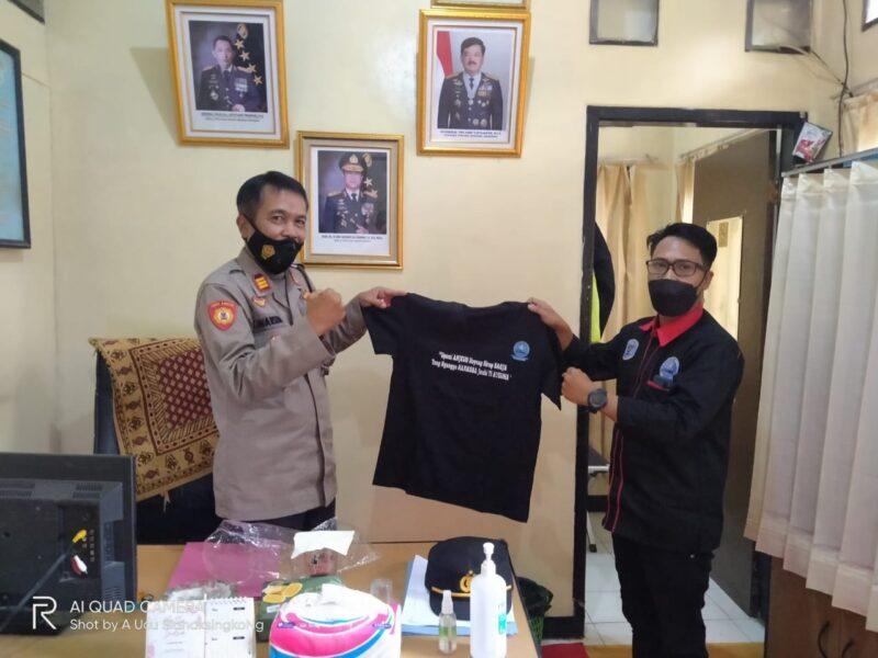 Dewan Pimpinan Anak cabang Gerakan Anti Narkotika Nasional (GANN) Kecamatan Mandalawangi Kabupaten Pandeglang melakukan pencegahan narkoba