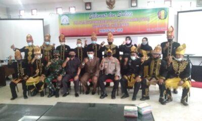 Bupati Aceh Timur, H. Hasballah bin H.M Thaib, SH meminta kepada Pengurus (MAA) yang baru dilantik agar menumbuh kembangkan kembali Adat-