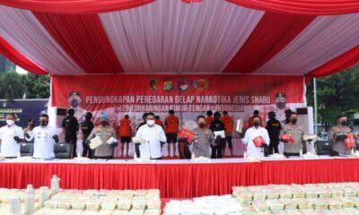 Polda Metro Jaya mengungkap Kejahatan Transnasional atau Transnational Organized Crime (TOC) adalah fenomena jenis kejahatan