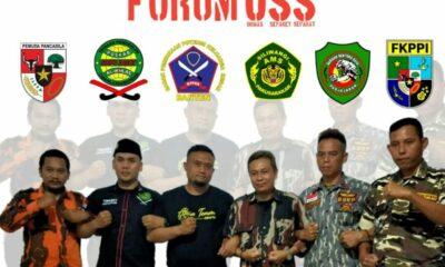 (Ormas) di Kecamatan Kabandungan membentuk Forum Organisasi Sepakat Sepaket (OSS) mengantisipasi adanya perselisihan bahkan bentrokan.