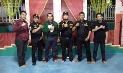 PaguronJalak Banten Nusantara (PJBN) DPD Jakbar melaksanakan kunjungan ke Markas Komando (Mako) DPP Pusat di Kabupaten Pandeglang