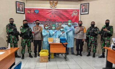 Tujuannya, untuk ciptakan lingkungan yang aman di wilayah Kabupaten Tolikara, khususnya Distrik Karubaga, sebagai wujud sinergitas TNI-Polri