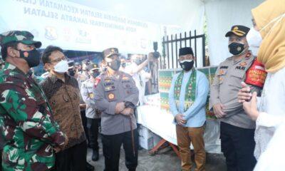 Panglima TNI juga mengatakan bahwa petugas di Posko PPKM Mikro yang berada di setiap wilayah harus mengetahui tugasnya secara detail