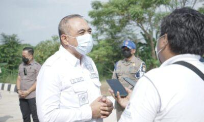 Sektor Pajak Bumi dan Bangunan (PBB) dan BPHTB di Kabupaten Tangerang mengalami pertumbuhan dibanding tahun 2020 saat pandemi pertama.
