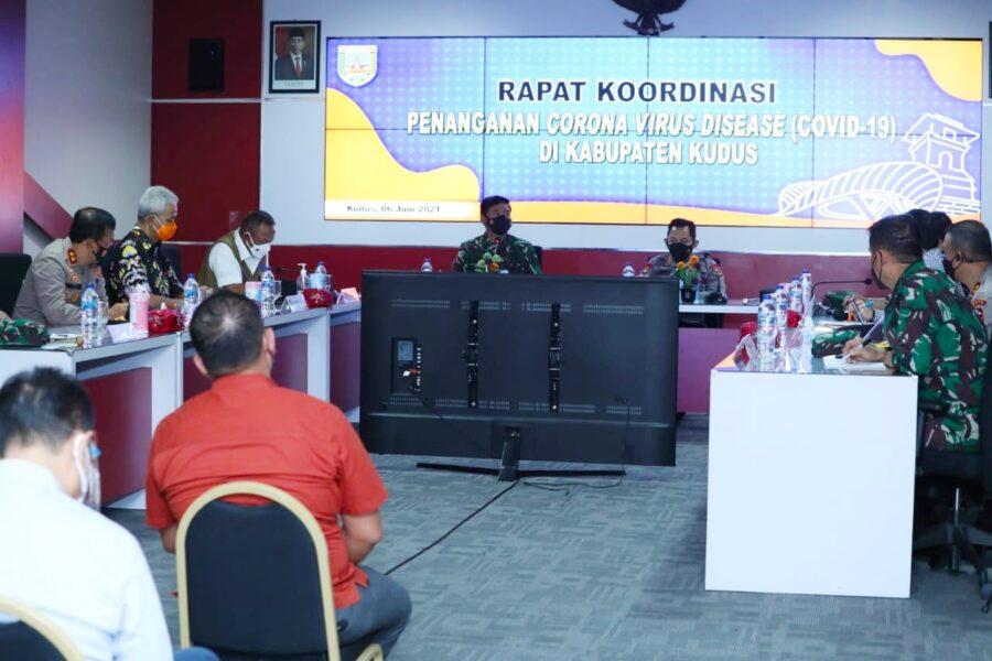 Panglima TNI pimpin rapat Cakratara