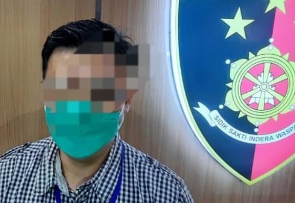 Seorang Warga Jelambar melaporkan perusahaan agen investasi diduga ilegal ke Unit Reserse Kriminal Khusus Polres Metro Jakarta Barat