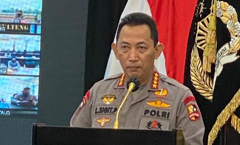Kapolri Jenderal Listyo Sigit Prabowo menginstruksikan kepada seluruh jajaran Staf Logistik (Slog) Polri untuk melakukan penanganan