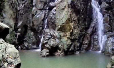 keindahan Destinasi Wisata baru mulai familiar dengan kunjungan para wisatawan yang bernama Curug 7 (tujuh) berada di aliran Sungai Cibunar