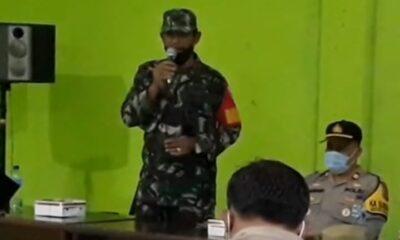 Kapten Chk Muhammad Sanusi SH menduduki jabatan baru di Koramil 2205/Kalapanunggal Kecamatan Kalapanunggal, Kabupaten Sukabumi mulai Senin
