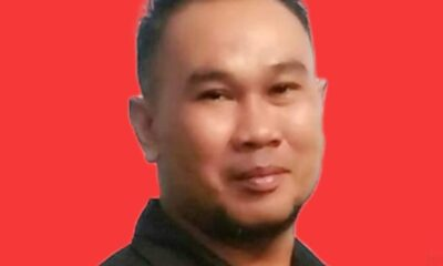 Ucu Marpudin 43 tahun siap dan bangkit menuju perubahan mencalonkan dirinya Kepala Desa (Kades) Tanjung Jaya, Kecamatan Panimbang,