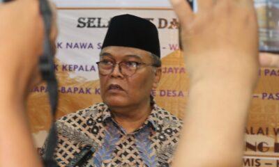 Wakil Ketua Dewan Perwakilan Rakyat Daerah (DPRD) Provinsi Banten, Cak Nawa Said Dimyati meminta pemerintah jujur dalam menyajikan data