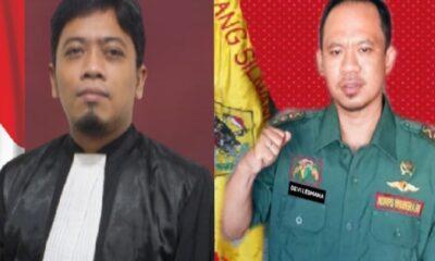 Ketua DPC Pejuang Siliwangi Indonesia berkunjung ke kantor lembaga bantuan hukum YLBHK DKI untuk bersilatuhrami dengan Ketua Umum