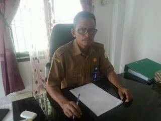 Anggota DPRK Aceh Timur Yahya Ys dari Fraksi Partai Aceh (PA) menyampaikan duka cita atas meninggalnya Agus Salim Kabid Pendidikan Sekolah