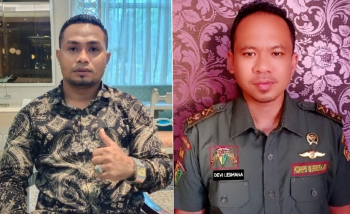 Ketua DPC Pejuang Siliwangi Indonesia Jakarta Barat menyampaikan dengan adanya pertemuan dua organisasi ini menumbuhkan rasa persaudaraan