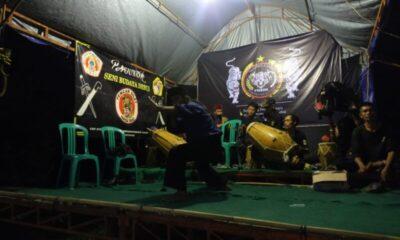 Padepokan Lapbas Maung Bodas turut meriahkan hari kemerdekaan Republik Indonesia ke-76 dengan mengadakan seni budaya dari nenek moyang
