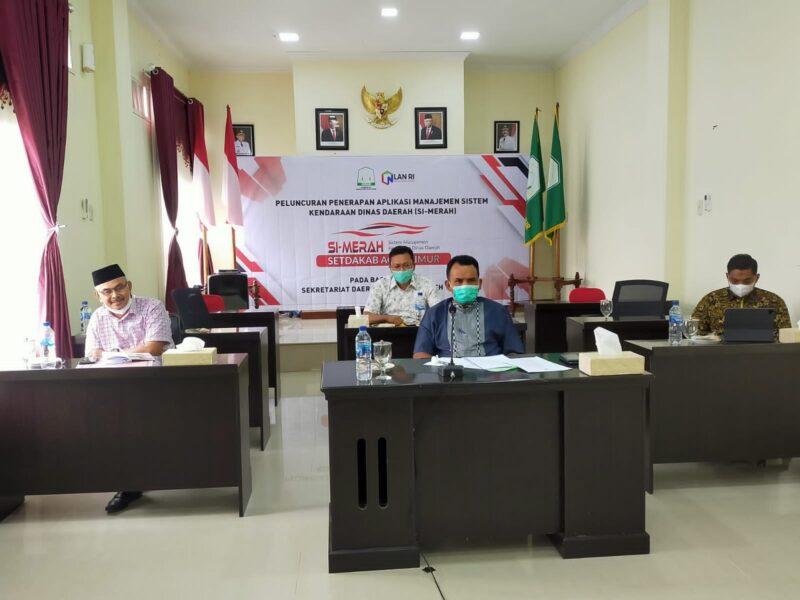 Pemkab) Aceh Timur bersama sembilan kabupaten/kota lain di Provinsi Aceh menghadiri rapat koordinasi (Rakor) pembentukan TP2DD