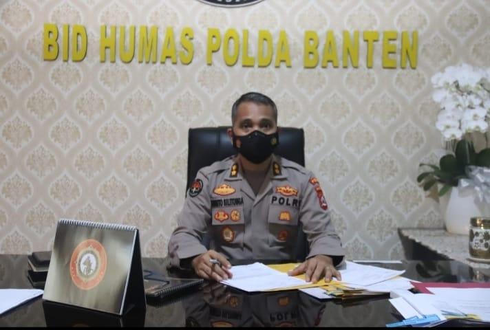 Berdasarkan analisa Intelligence Media Management (IMM), pemberitaan media yang berasal dari release Polda Banten dan Polres jajaran