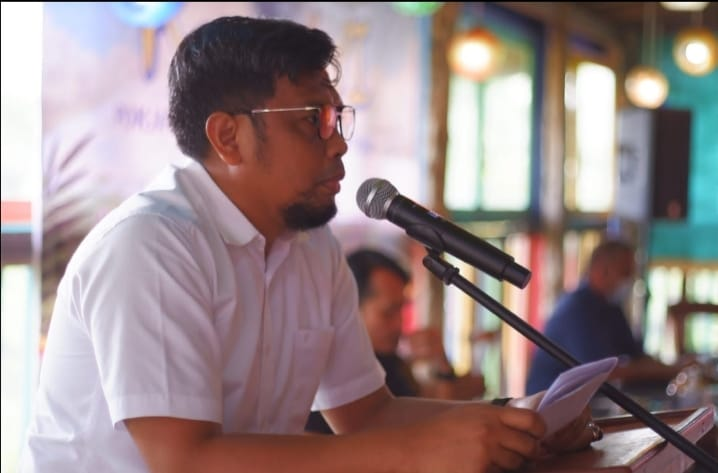 insan pers untuk menjadi mitra strategis Pemerintah Provinsi (Pemprov) Banten dalam melakukan sosial listening di era digital