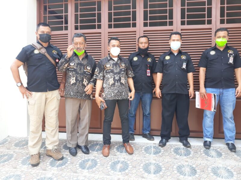 Kasi Pidsus Kejaksaan Negeri Kabupaten Sukabumi memanggil pelapor kasus dugaan pungutan liar program rumah tidak layak huni (Rutilahu)