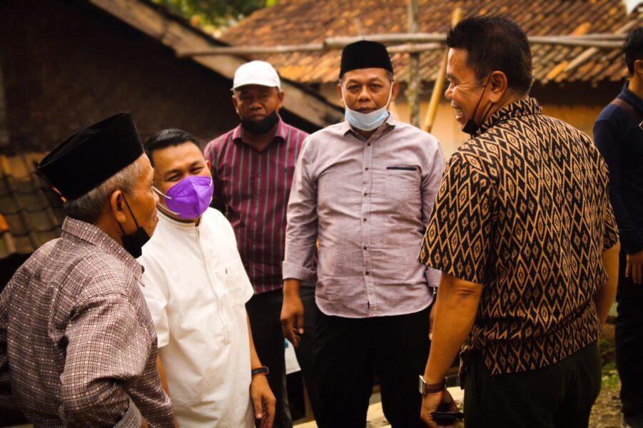Calon Kepala Desa (Kades) Girilaya Marjuk siap berkarya untuk membawa perubahan Desa Girilaya, Kecamatan Cipanas, Kabupaten Lebak, Banten.