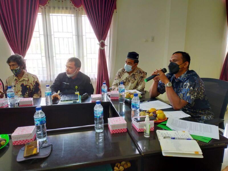 Program Suaka Rhino Sumatera (SRS) yang telah ditetapkan di Kabupaten Aceh Timur terus berlanjut. Pembangunan tempat penangkaran Badak