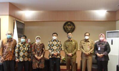 Wagub Banten menghadiri acara Sertijab