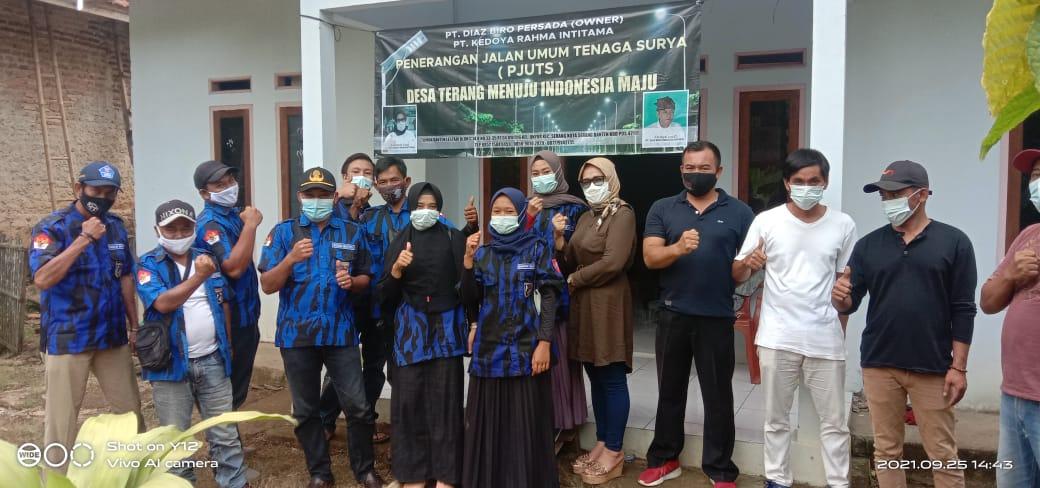 PT Kedoya Rahma Inti Tama telah meresmikan Kantor PJUTS yang berlokasi di Jalan Raya Cirinten, Kadu Kalahang, , Kabupaten Lebak