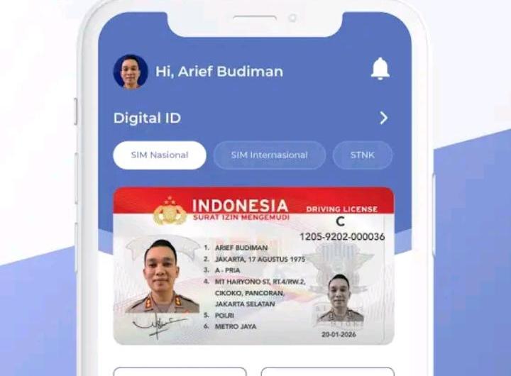 Polres Pandeglang Polda Banten memperkenalkan aplikasi pintar Digital Korlantas Polri untuk mempermudah pelayanan SIM secara online