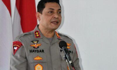 Kapolda Aceh Irjen Pol. Drs. Ahmad Haydar, S. H., M. M. melaksanakan kegiatan kunjungan kerja (Kunker) ke sejumlah wilayah hukum Polres