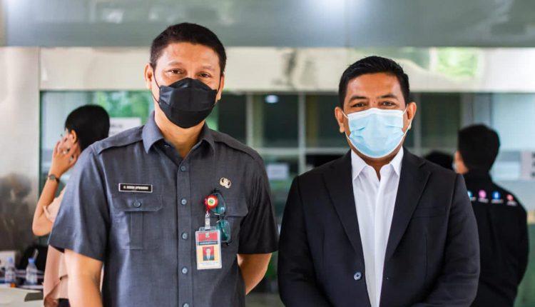 Sekretariat DPRD atau Setwan Provinsi Banten mengklaim telah sukses menyelenggarakan 3 kali vaksinasi Covid-19 dengan sejumlah 2.230 orang